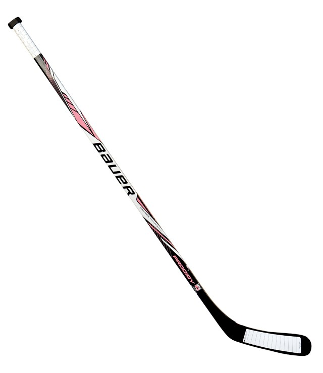 BAUER Prodigy Pink Youth Composite Hockey Stick
