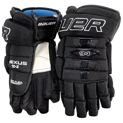 BAUER Nexus 1N Senior Ice Hockey Gloves
