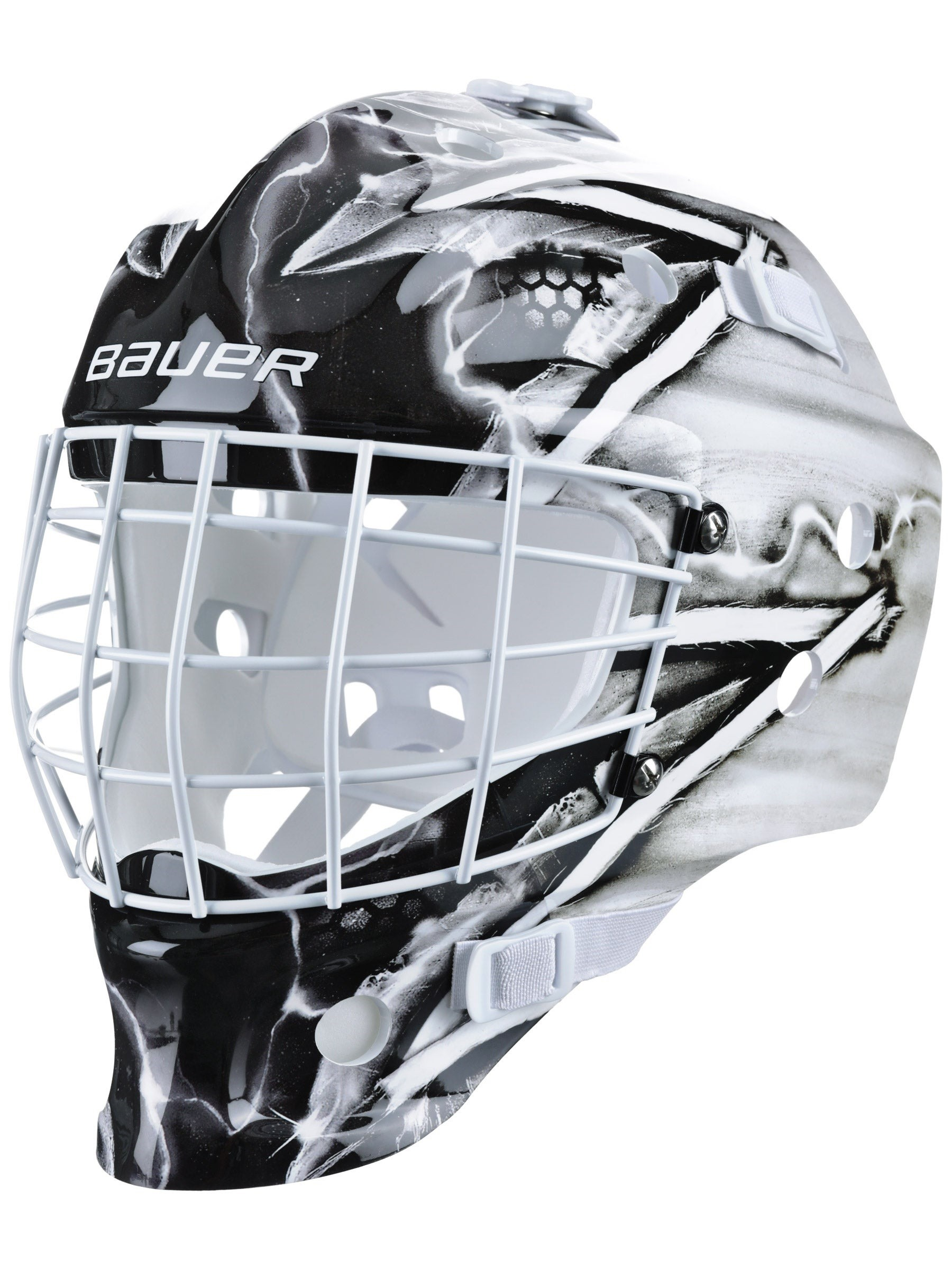 BAUER NME Youth Street Goalie Mask