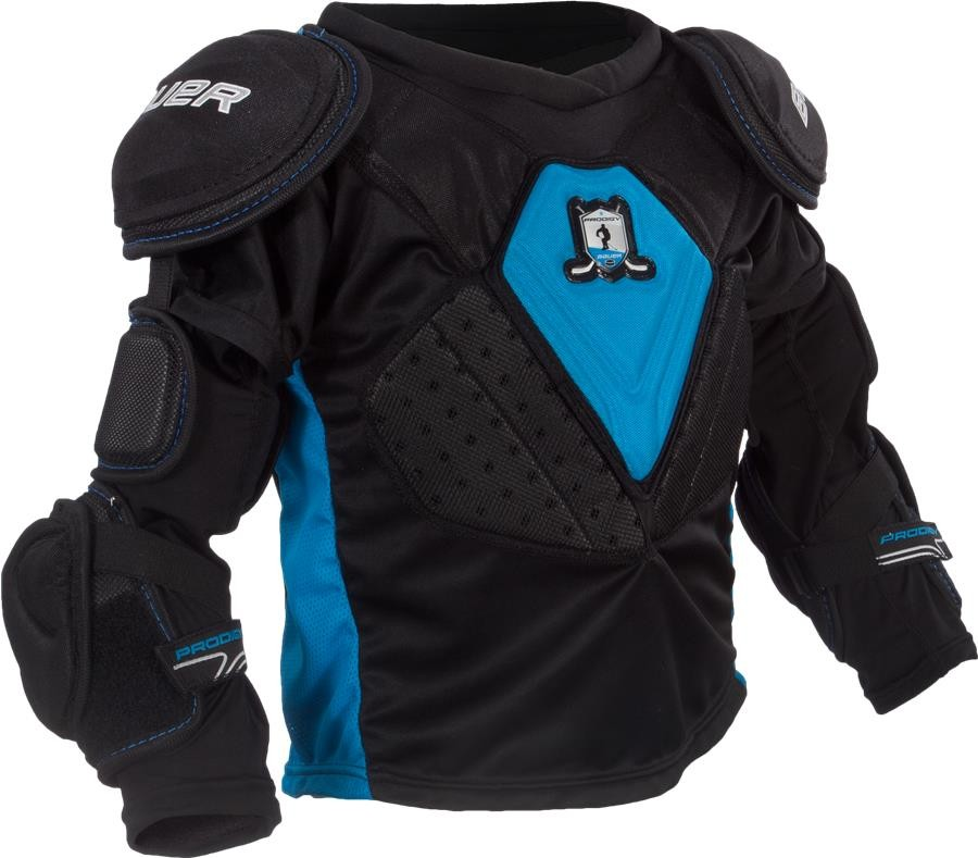 BAUER Prodigy Youth Shoulder & Elbow Pad Combo Top
