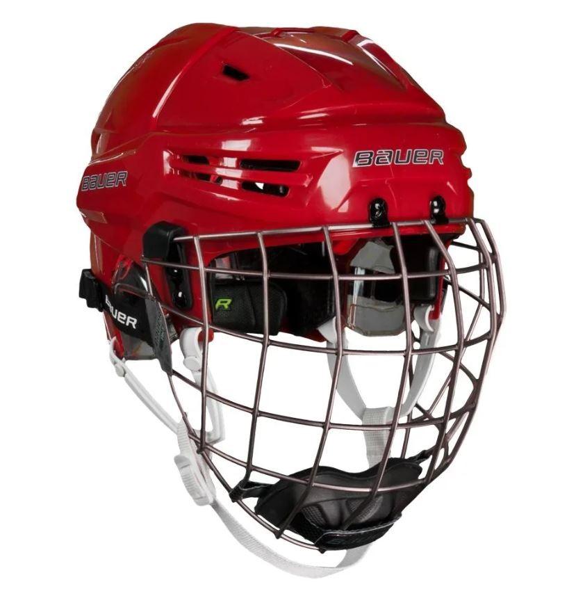 Bauer RE-AKT Combo Hockey Helmet