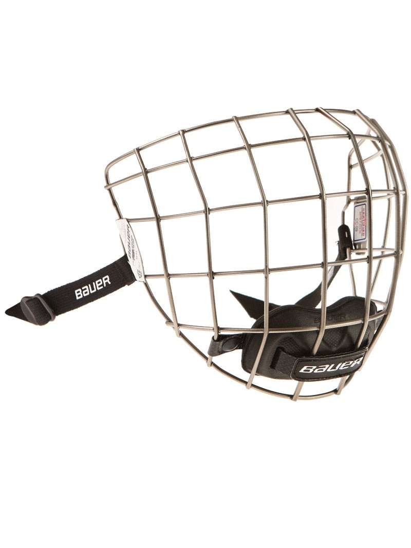 BAUER RE-AKT Ice Hockey Helmet Cage