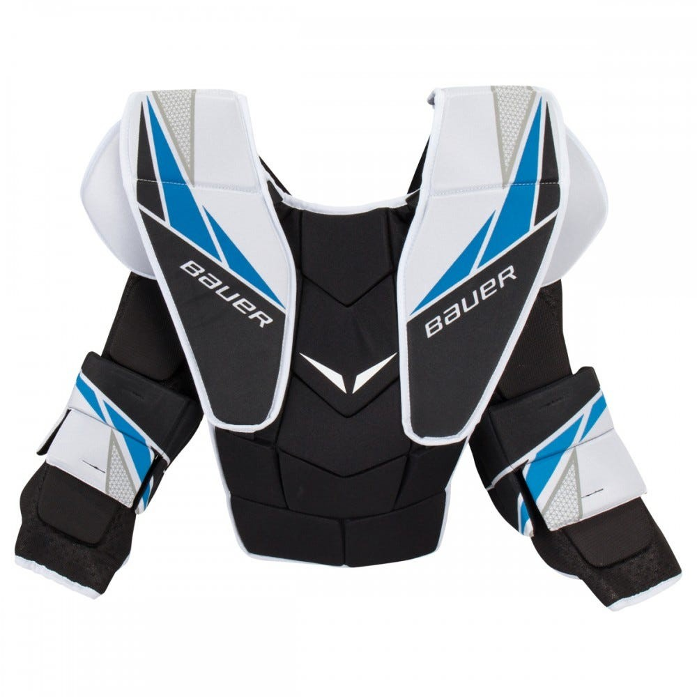 BAUER S19 Junior Street Hockey Goalie Chest & Arm Protector
