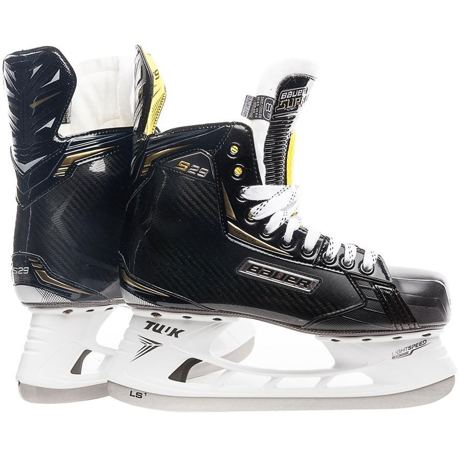 BAUER Supreme S29 S18 Junior Ice Hockey Skates
