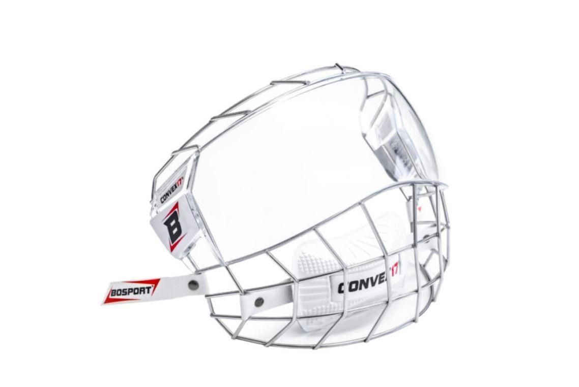BOSPORT Convex17 Junior Full Face Protector