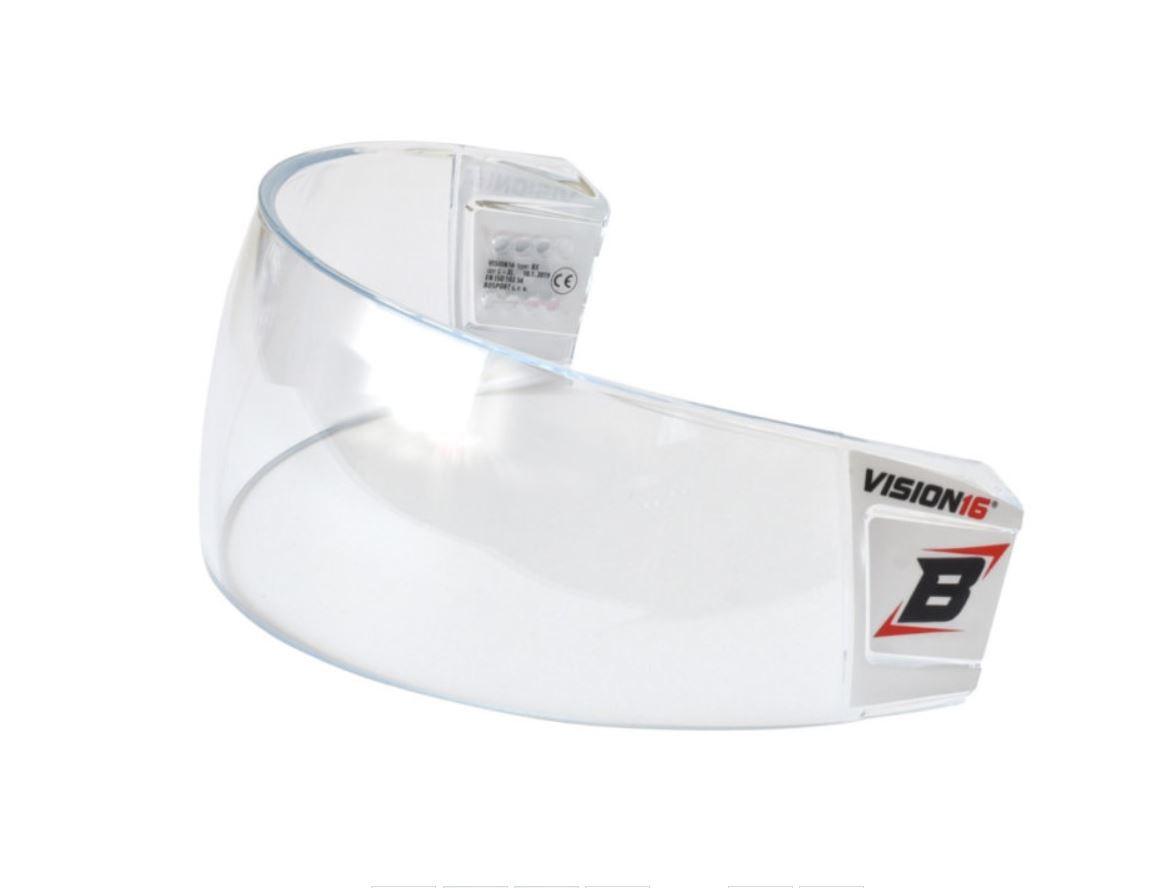 BOSPORT Vision16 Pro Hockey Helmet Visor