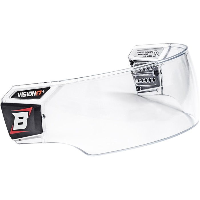 BOSPORT Vision17 Pro Hockey Helmet Visor