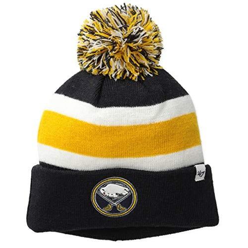 BRAND 47 Buffalo Sabres Breakaway Cuff Knit Winter Hat