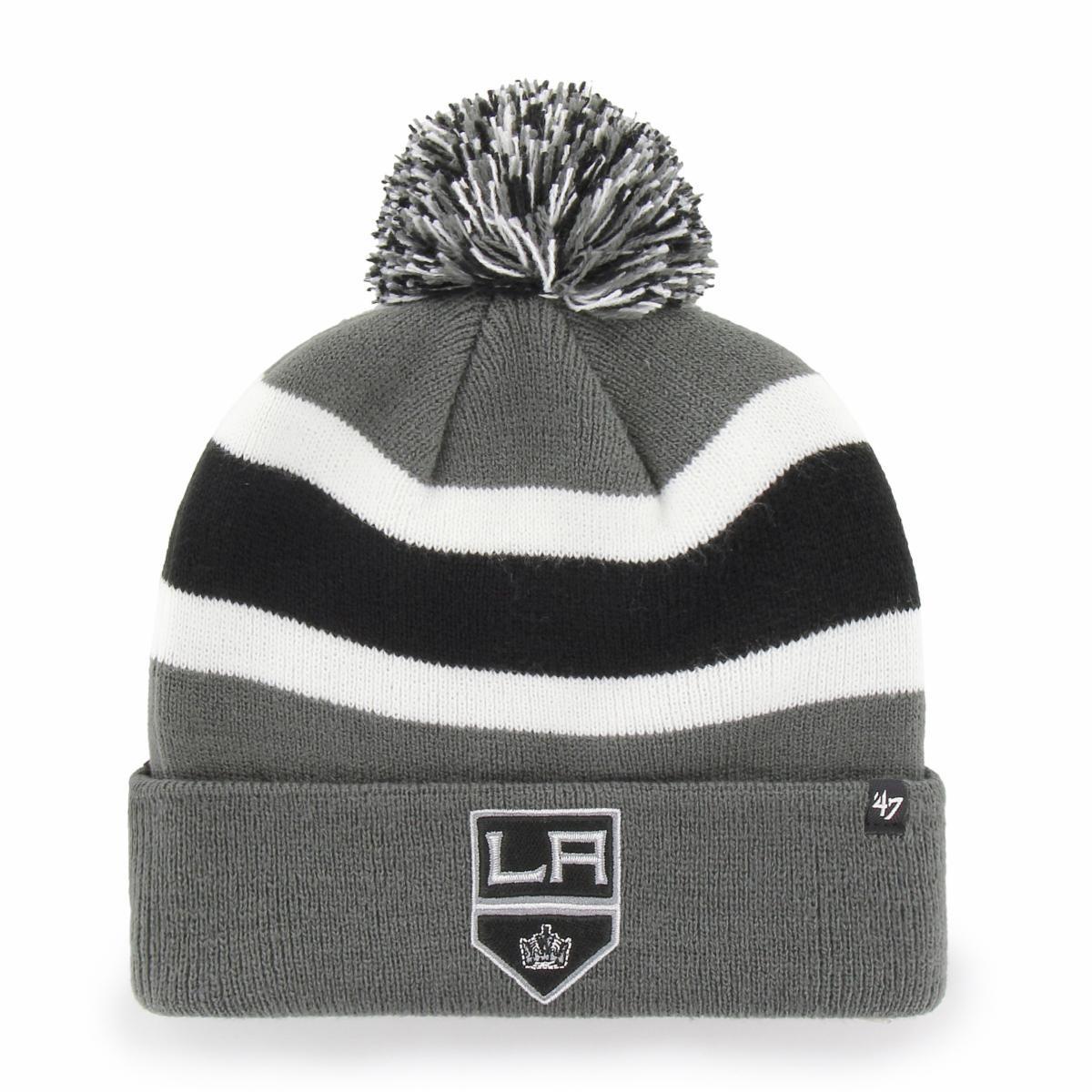 BRAND 47 Los Angeles Kings Breakaway Cuff Knit Winter Hat
