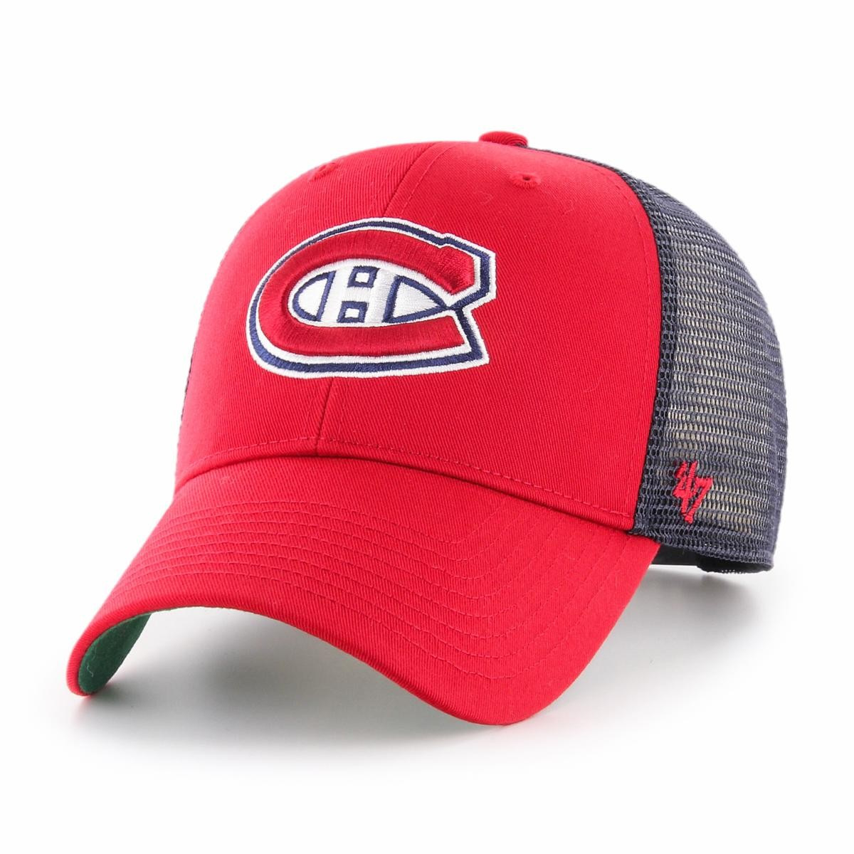 BRAND 47 Montreal Canadiens Branson MVP Adjustable Snapback