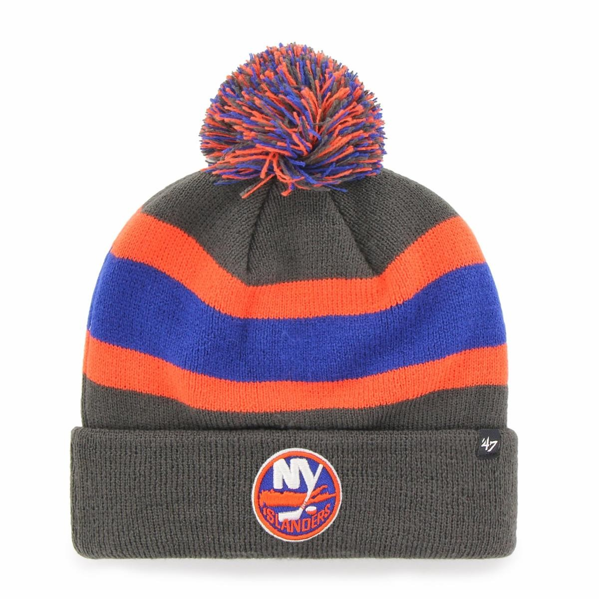 BRAND 47 New York Islanders Breakaway Cuff Knit Winter Hat
