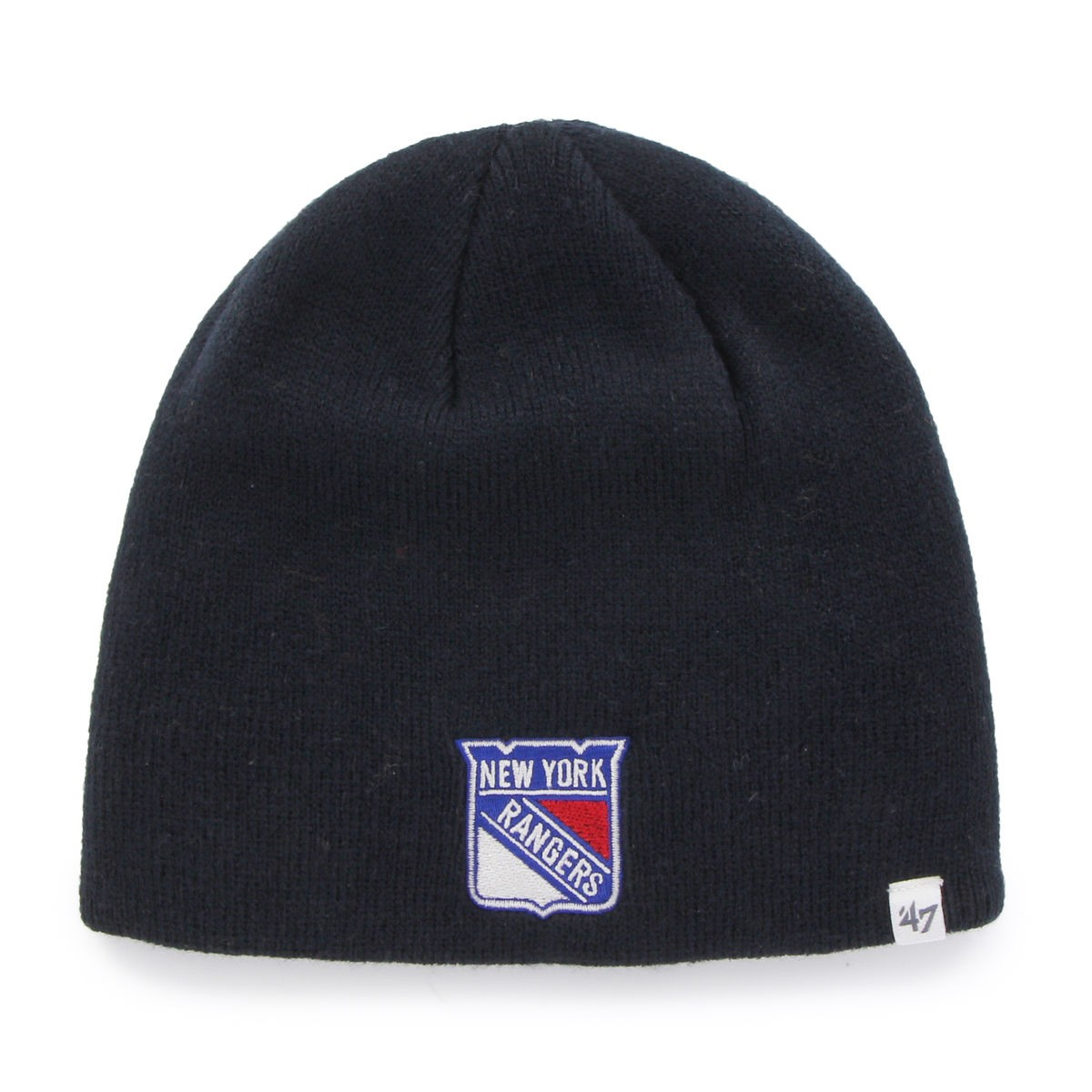 BRAND 47 New York Rangers Beanie Winter Hat