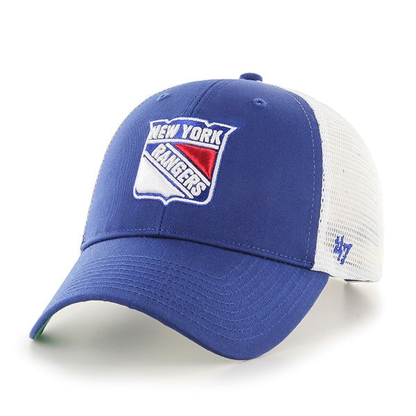 BRAND 47 New York Rangers Branson MVP Adjustable Snapback