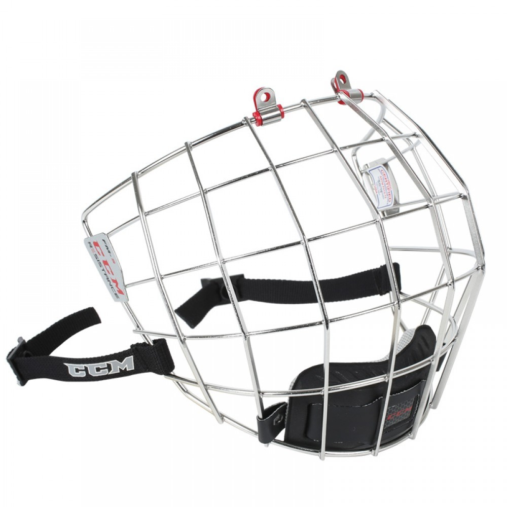 CCM Resistance 300 Senior Ice Hockey Helmet Cage