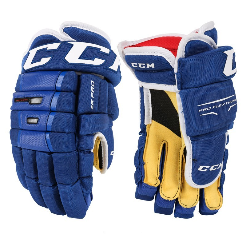 CCM 4 Roll Pro Senior Ice Hockey Gloves