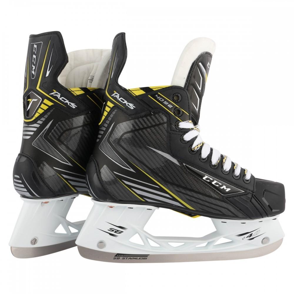 CCM Tacks 4092 Youth Ice Hockey Skates