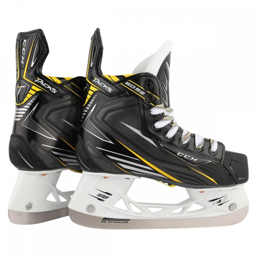 CCM Tacks 6092 Junior Ice Hockey Skates
