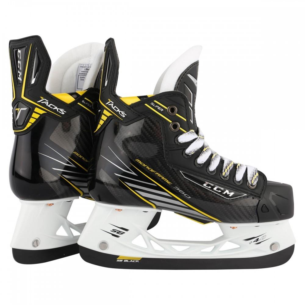 CCM Super Tacks Junior Ice Hockey Skates