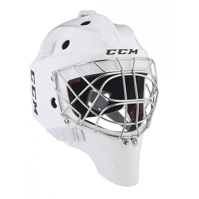CCM 1.9 Senior Certified Cat Eye Goalie Mask