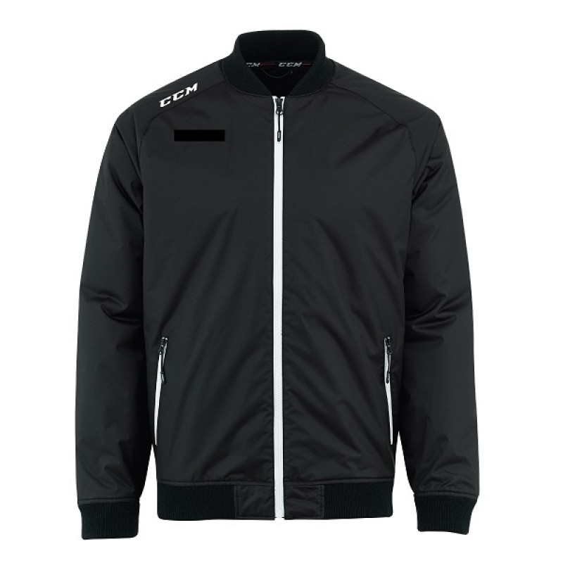 CCM Bomber Senior Jacket