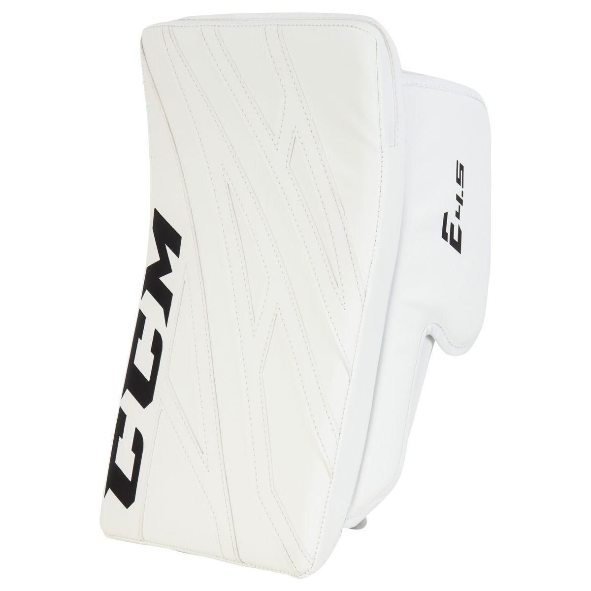 CCM Extreme Flex E4.5 Junior Goalie Blocker