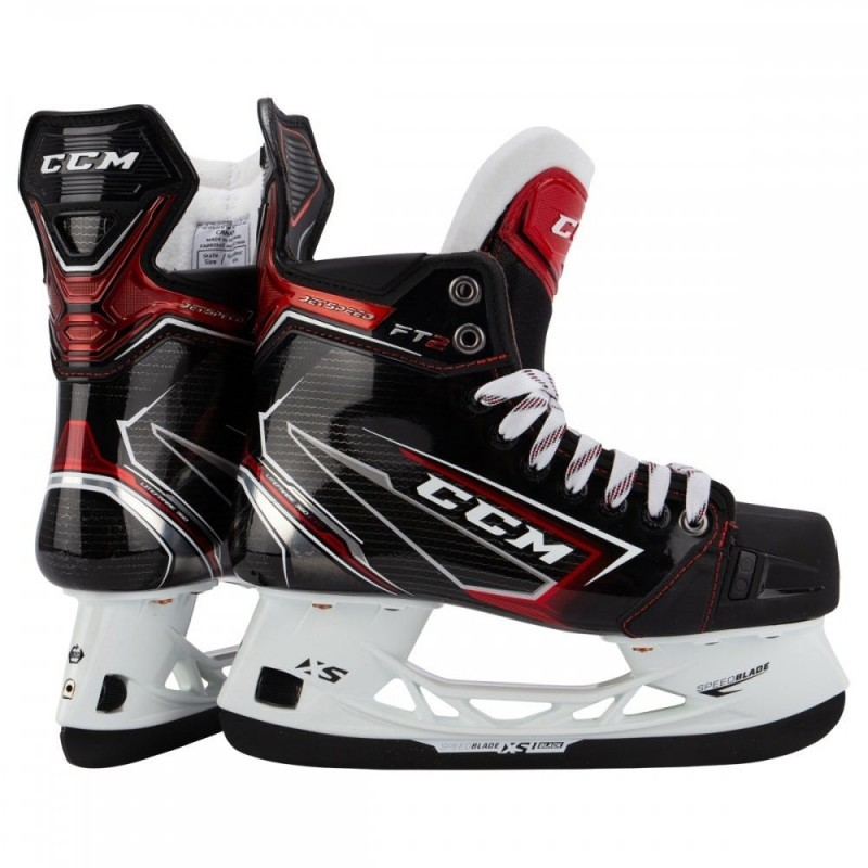CCM Jetspeed FT2 Junior Ice Hockey Skates
