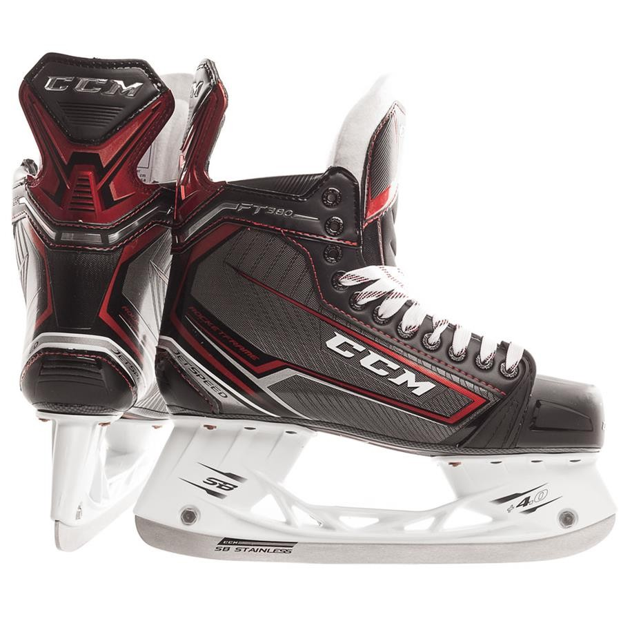 CCM Jetspeed FT380 Senior Ice Hockey Skates