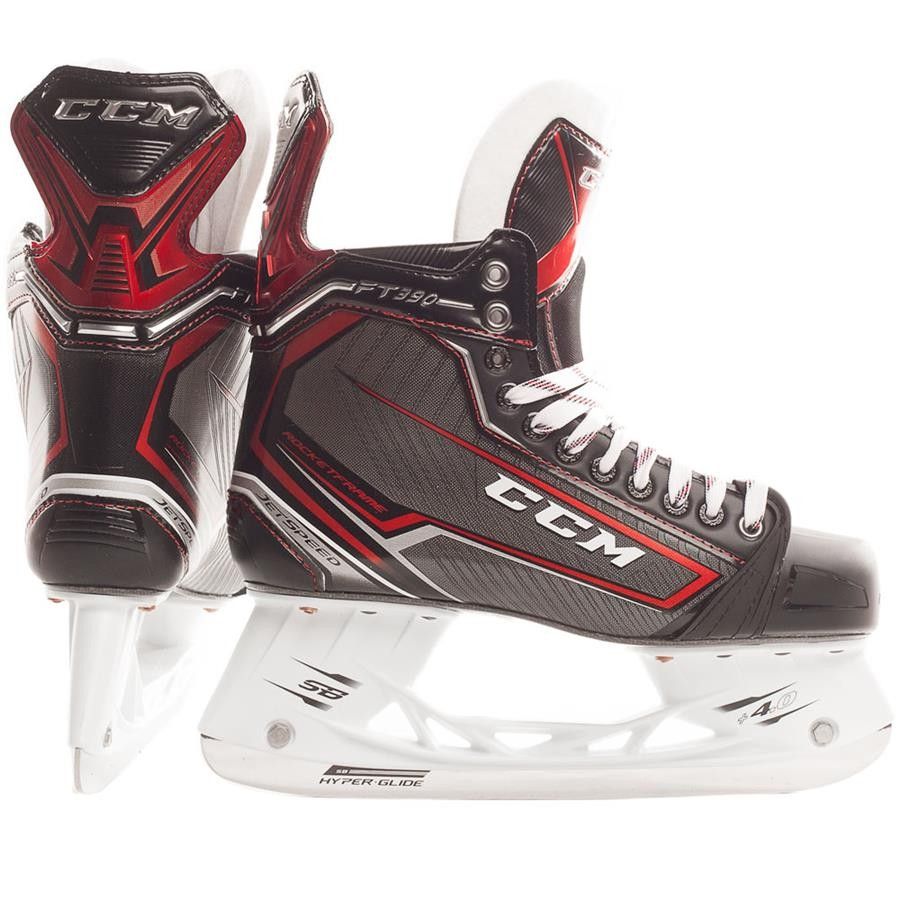 CCM Jetspeed FT390 Junior Ice Hockey Skates