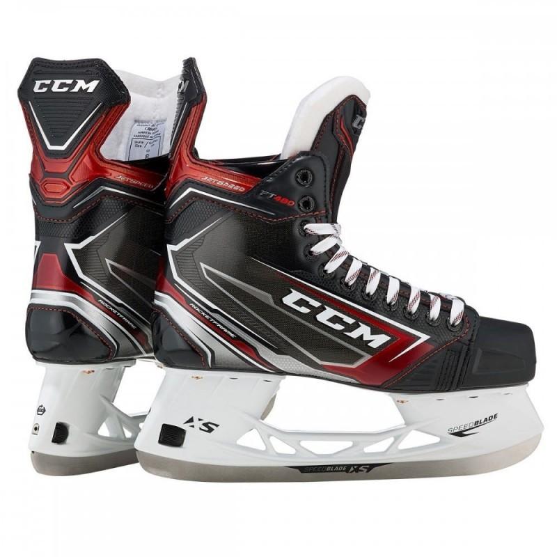 CCM Jetspeed FT480 Senior Ice Hockey Skates