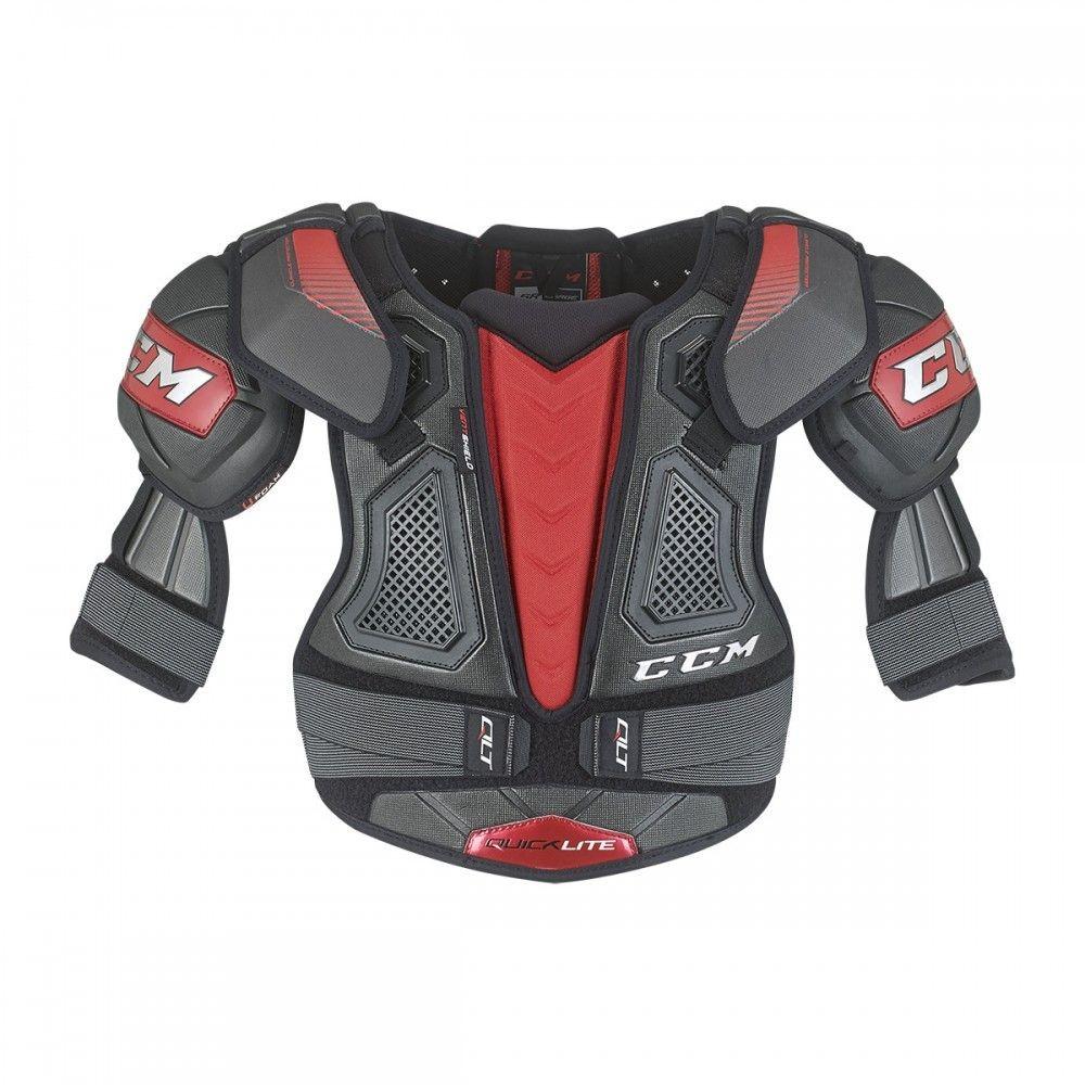 CCM QuickLite QLT Junior Shoulder Pads