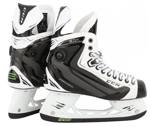 CCM Ribcor 50K PUMP LE Senior Ice Hockey Skates