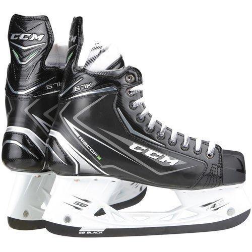 CCM Ribcor 67K Junior Ice Hockey Skates