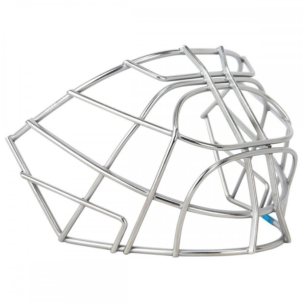 CCM Senior Goalie Titanium Cage Pro Certified Cat Eye M/L