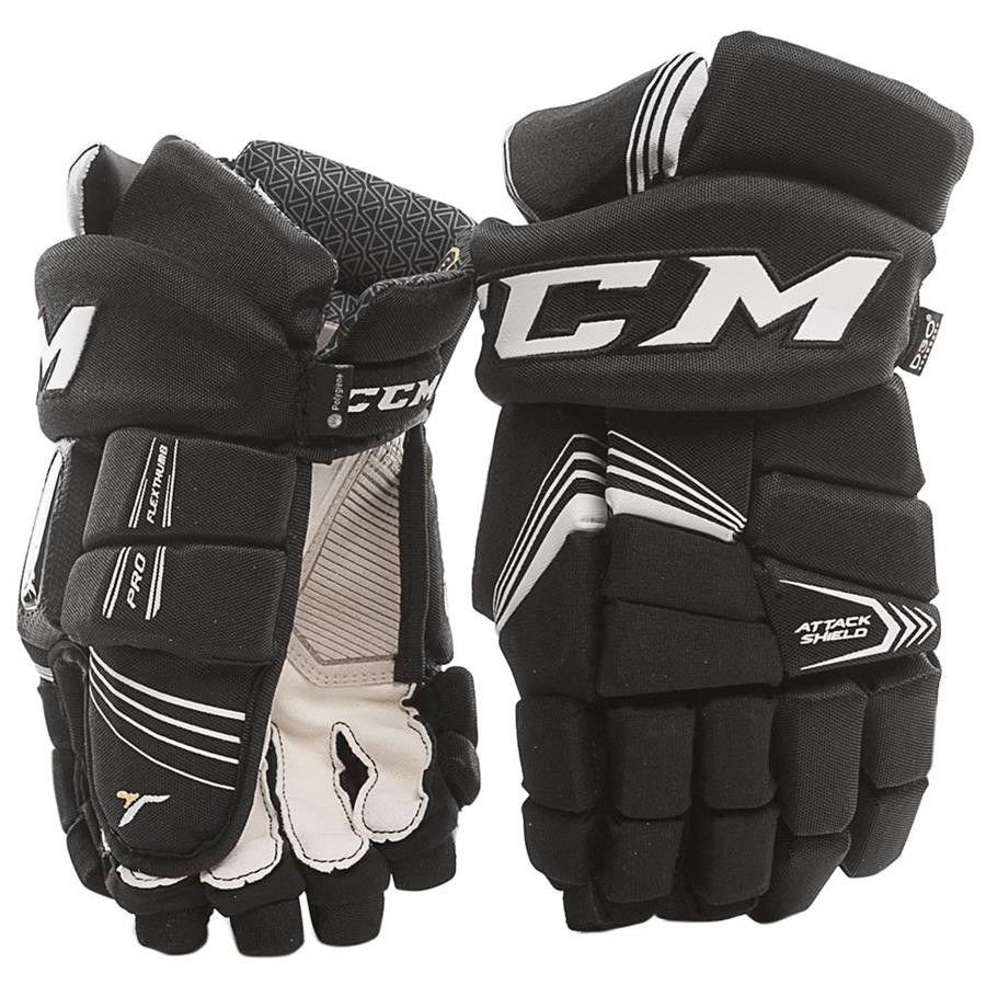 CCM Super Tacks Senior Ice Hockey Gloves