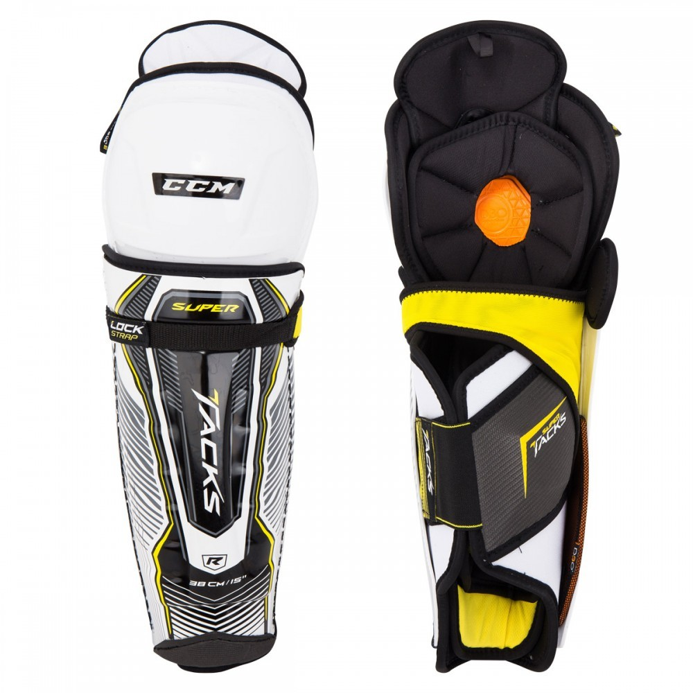 CCM Super Tacks Senior Shin Guards