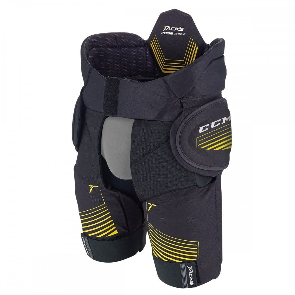 CCM Tacks 7092 Senior Roller Hockey Girdle with Shell