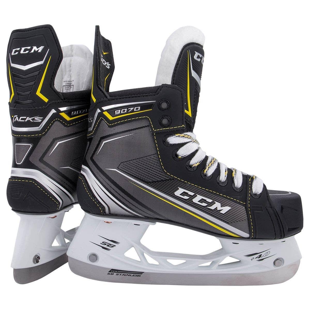 CCM Tacks 9070 Junior Ice Hockey Skates