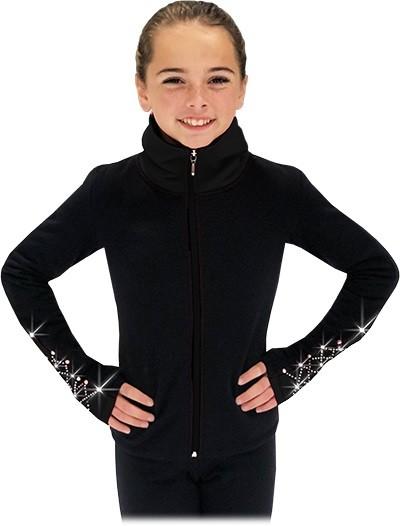 Chloe Noel JS883P Youth Elite Polartec Fleece Contrast Jacket