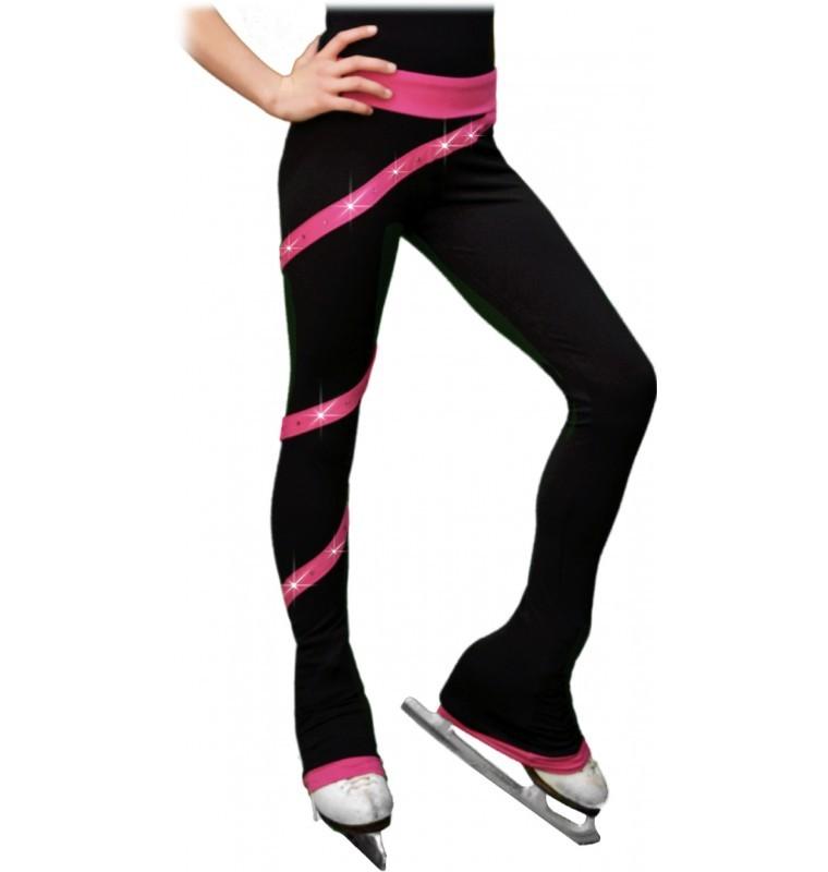 Chloe Noel PS106P Youth Elite Polartec Spiral Fleece Pants
