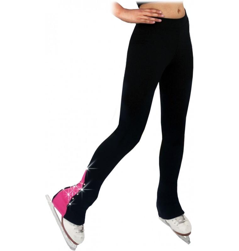 Chloe Noel PS883P Youth Elite Polartec Fleece Contrast Pants