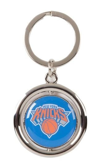 New York Knicks Spinner Keyring