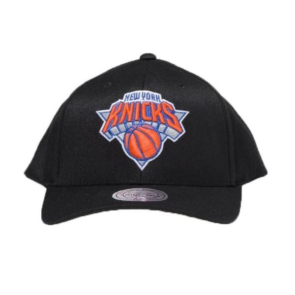 MITCHELL & NESS New York Knicks Flexfit Cap