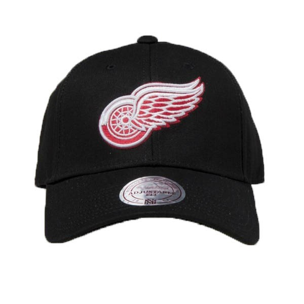 MITCHELL & NESS Detroit Red Wings Low Pro Strapback EU1053