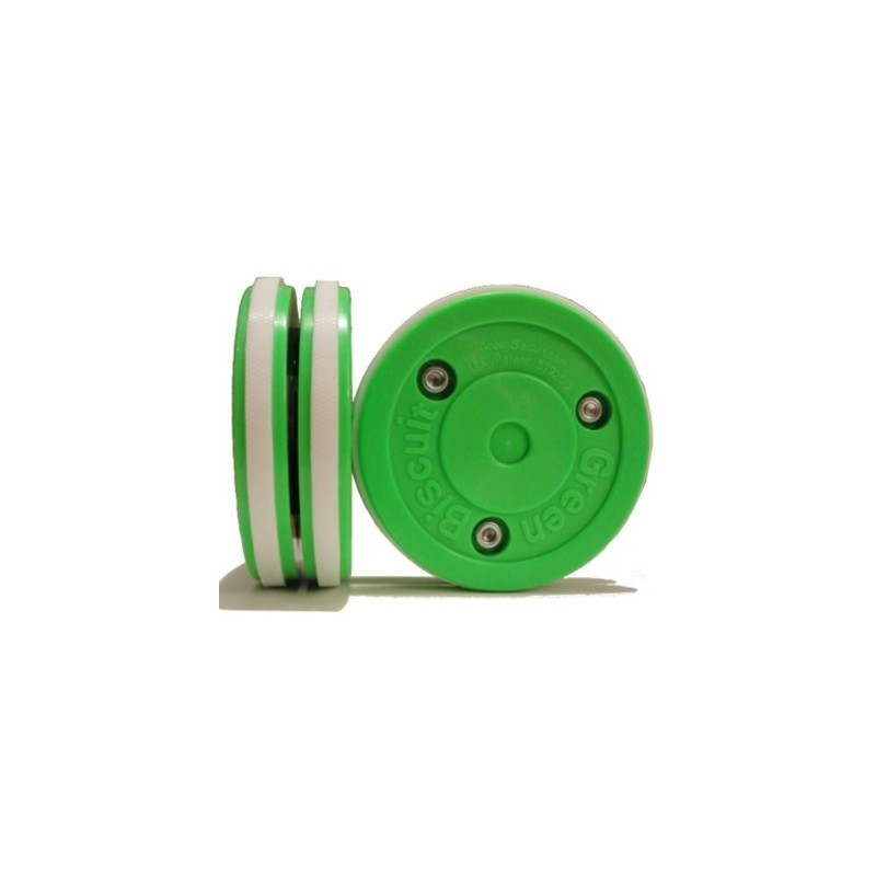 Green Biscuit Pro Off Ice Training Puck