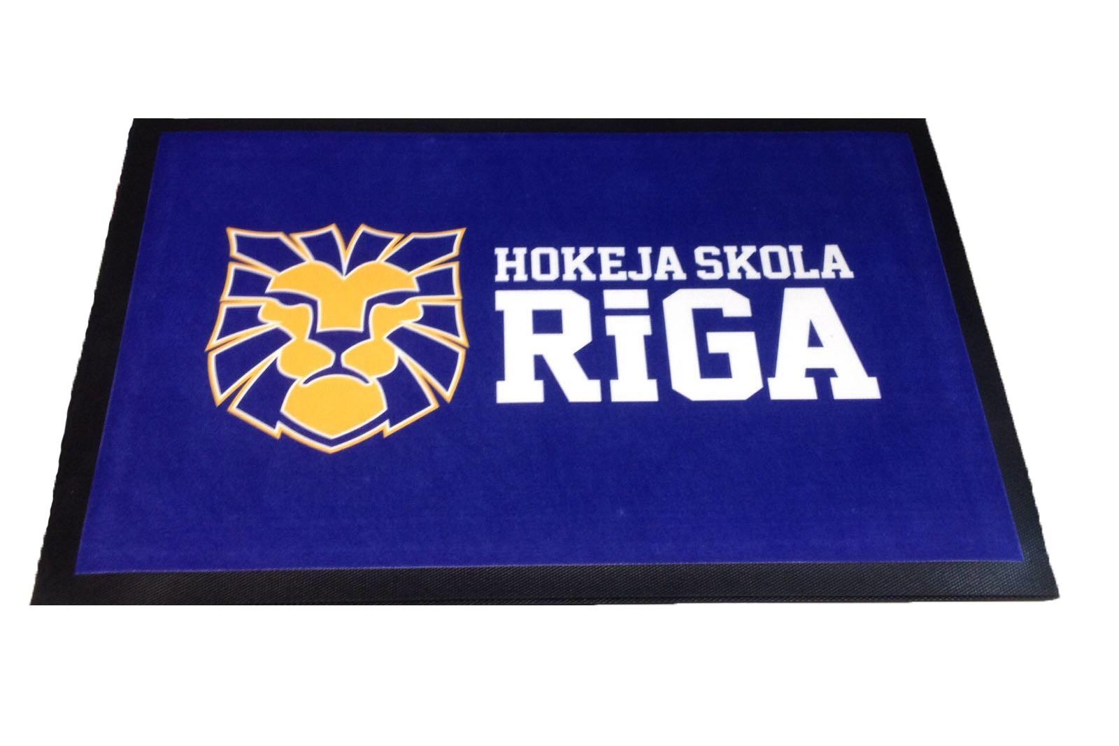 HOKEJAM.LV Hokeja Skola Rīga Hockey Skate Mat