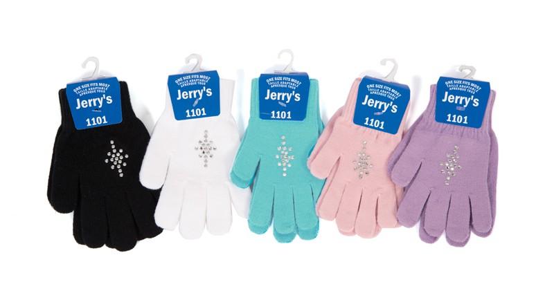 JERRY`S Rhinestones Mini Gloves