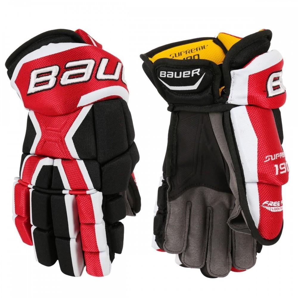 Bauer Supreme 190 Senior Ice Hockey Gloves