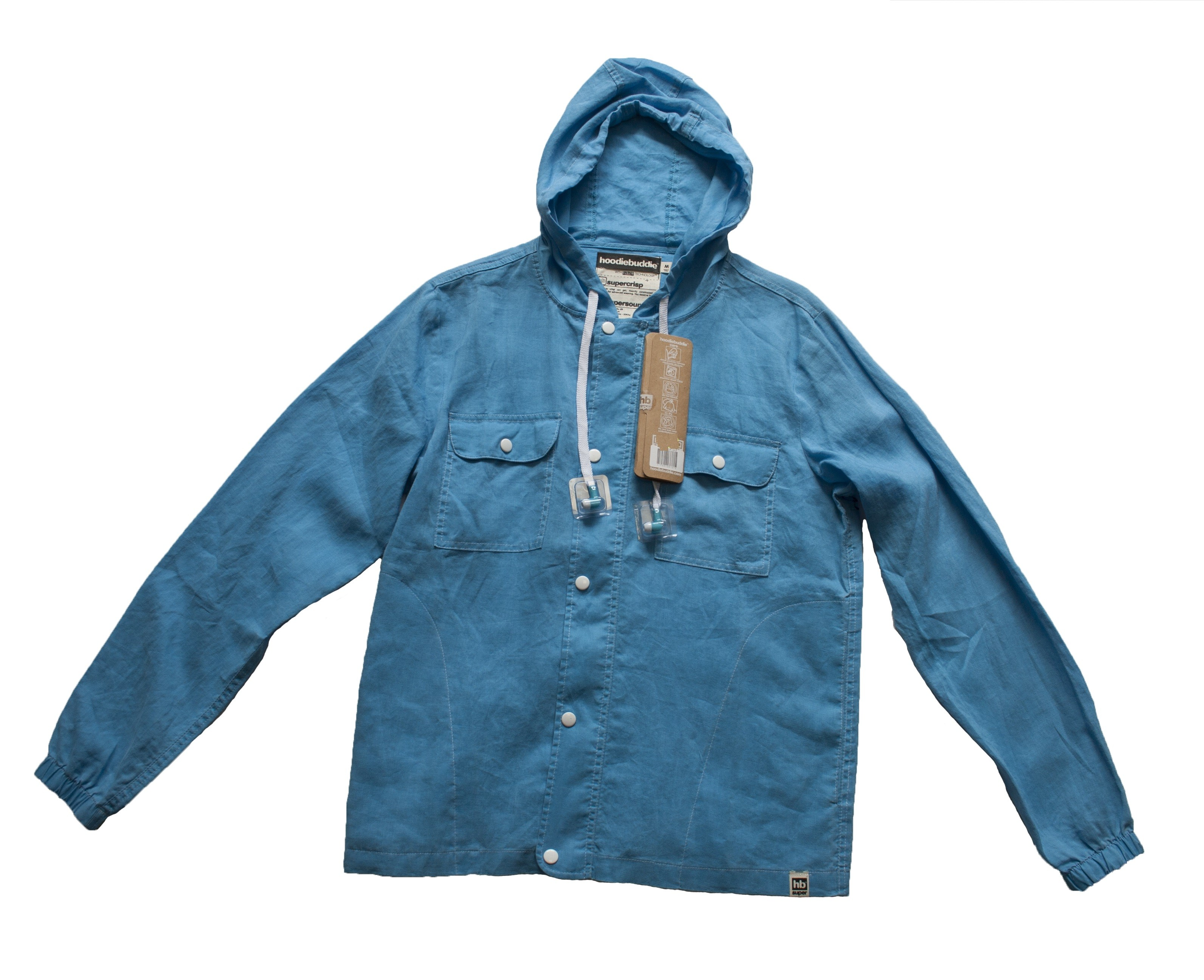 HOODIE BUDDIE Senior Full Zip Shirt Variation #1