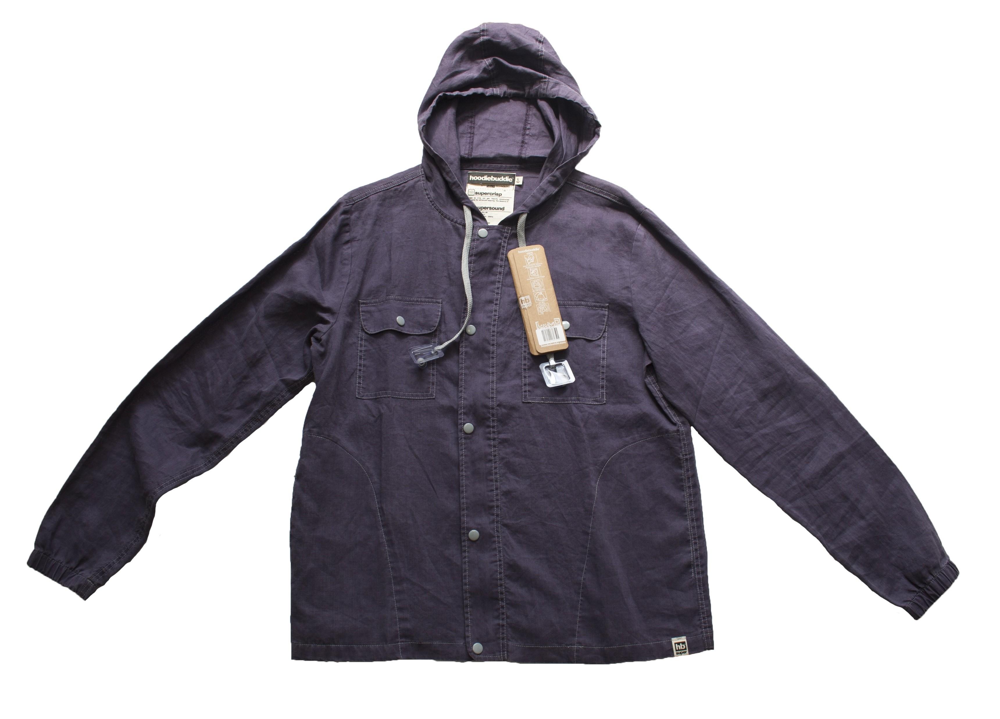 HOODIE BUDDIE Senior Full Zip Shirt Variation #2