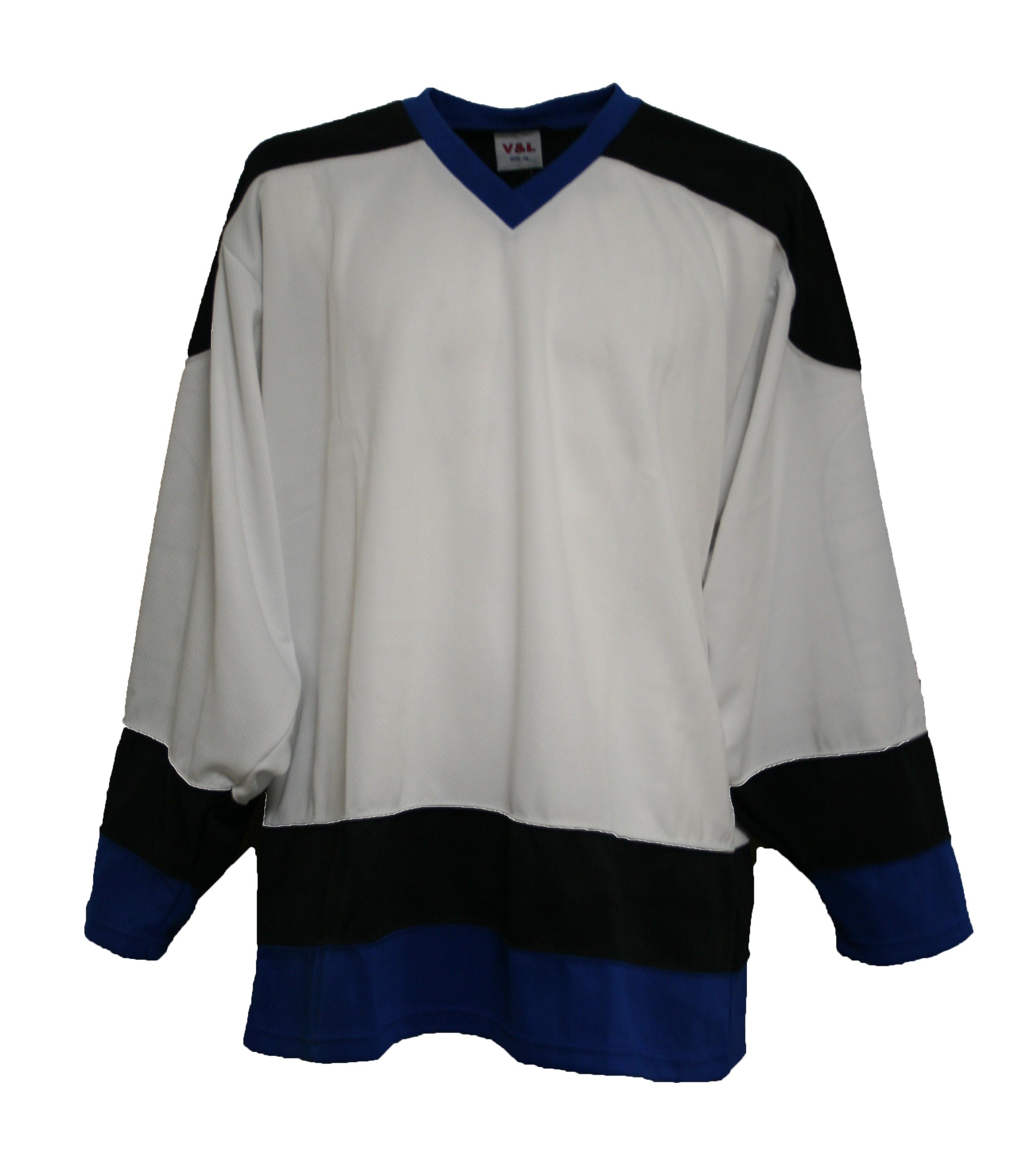V&L Adult Tampa Bay Lightning Practice Jersey Away